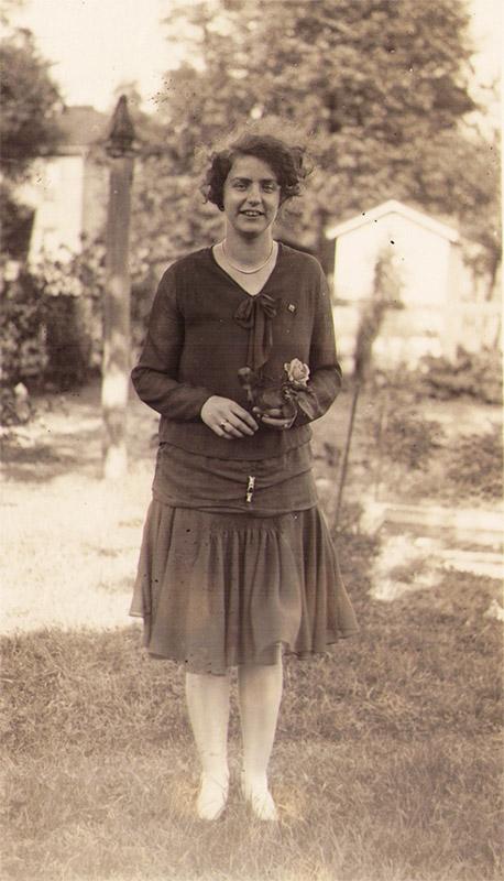 Ethel Lillian Bibby c1950