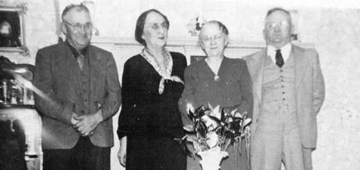 Hagenbuch Siblings Percy Julia Kathryn Clarence