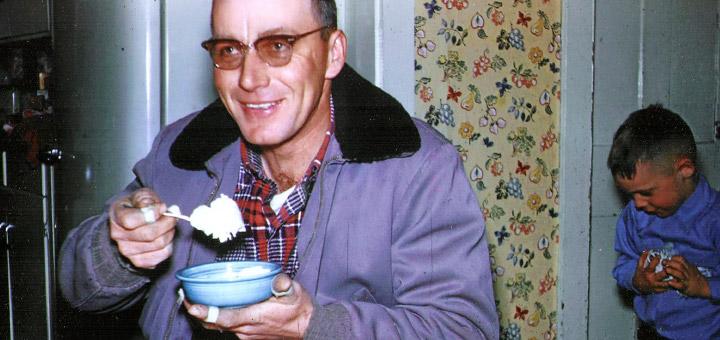 Homer Hagenbuch Ice Cream 1956