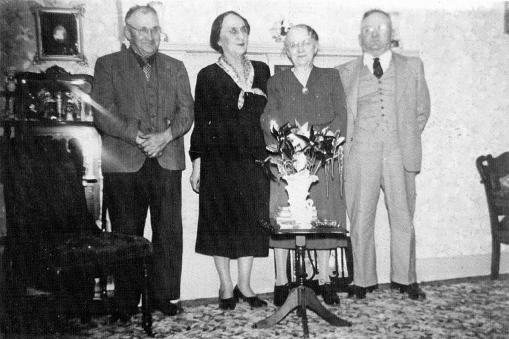 Percy Hagenbuch With Other Family