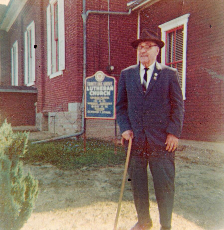 Percy Hagenbuch 1965