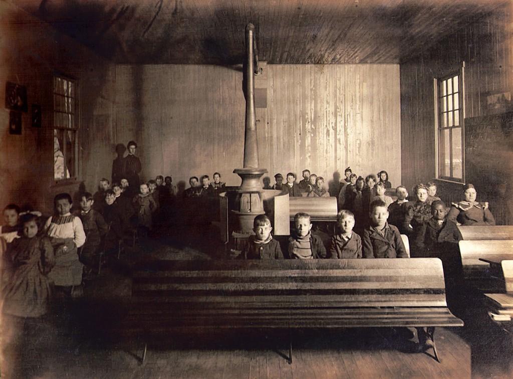Sarah Foust Bibby Teacher 1903