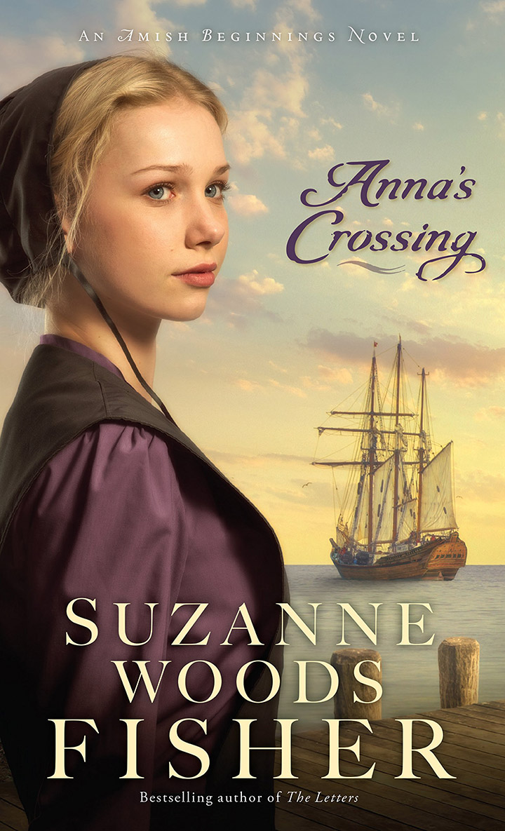 Annas Crossing Suzanne Woods Fisher