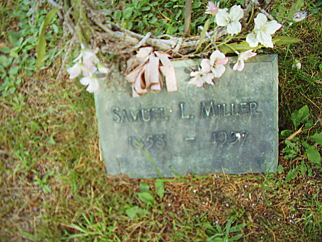 Hungry Samuel L. Miller Grave