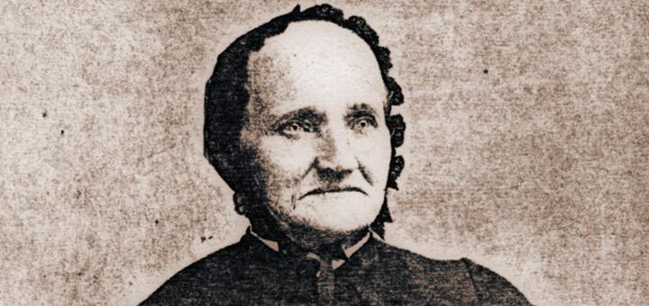 Christina Greenawald Hagenbuch 1890