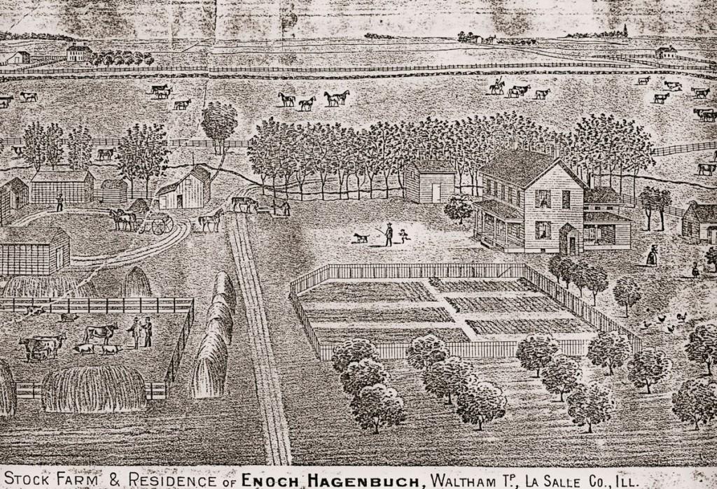 Enoch Hagenbuch Farm, Illinois
