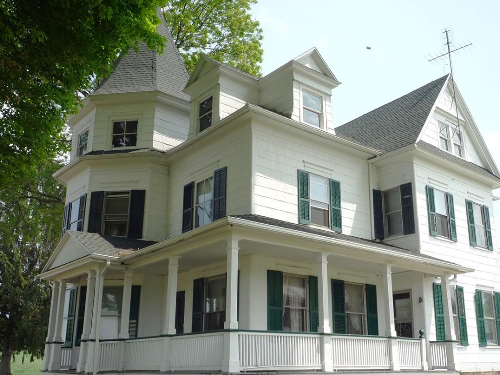 Hiram Hagenbuch House Milton PA