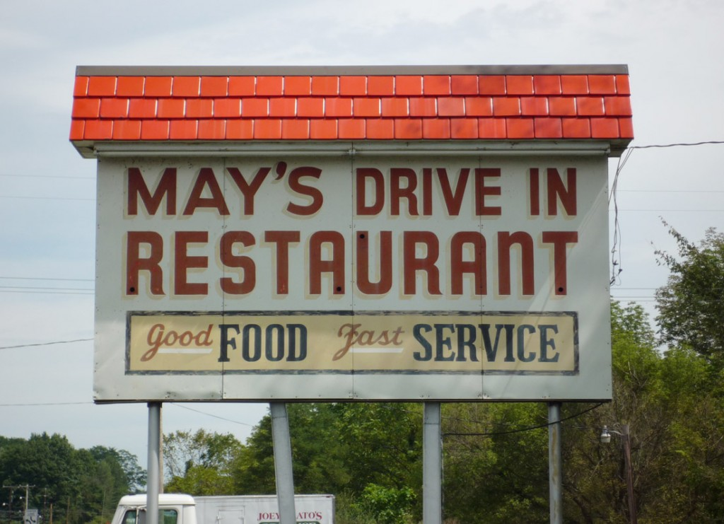 May's Drive In Restaurant