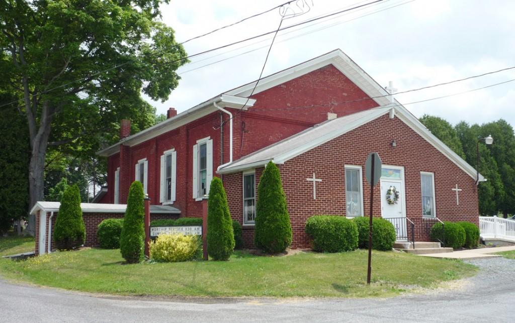 Oak Grove Lutheran Church Danville PA