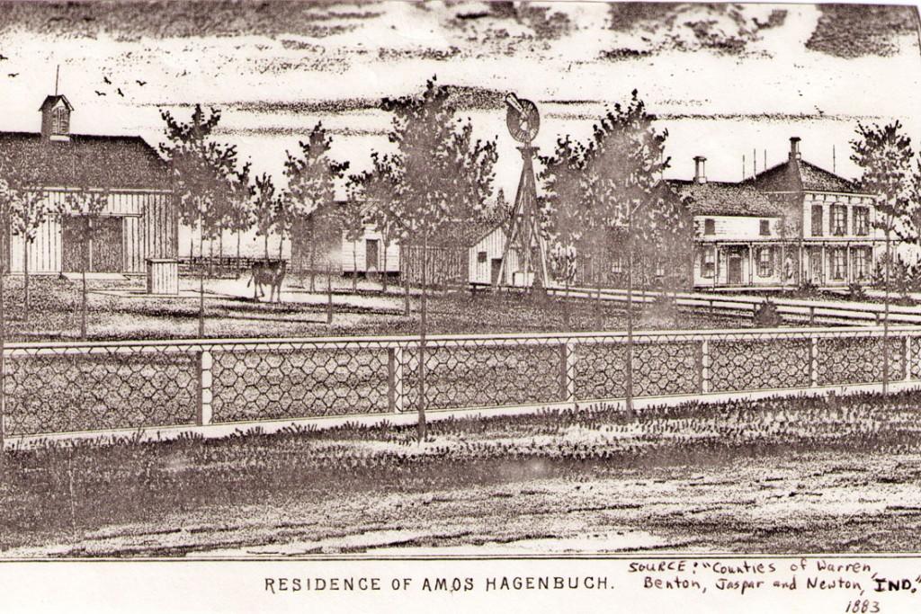 Amos Hagenbuch Farm