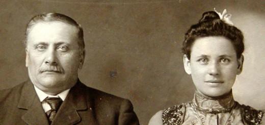 Amos Hagenbuch Unidentified Second Wife