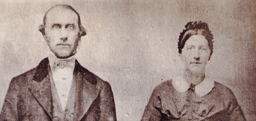 Daniel and Catherine Clark Hagenbuch