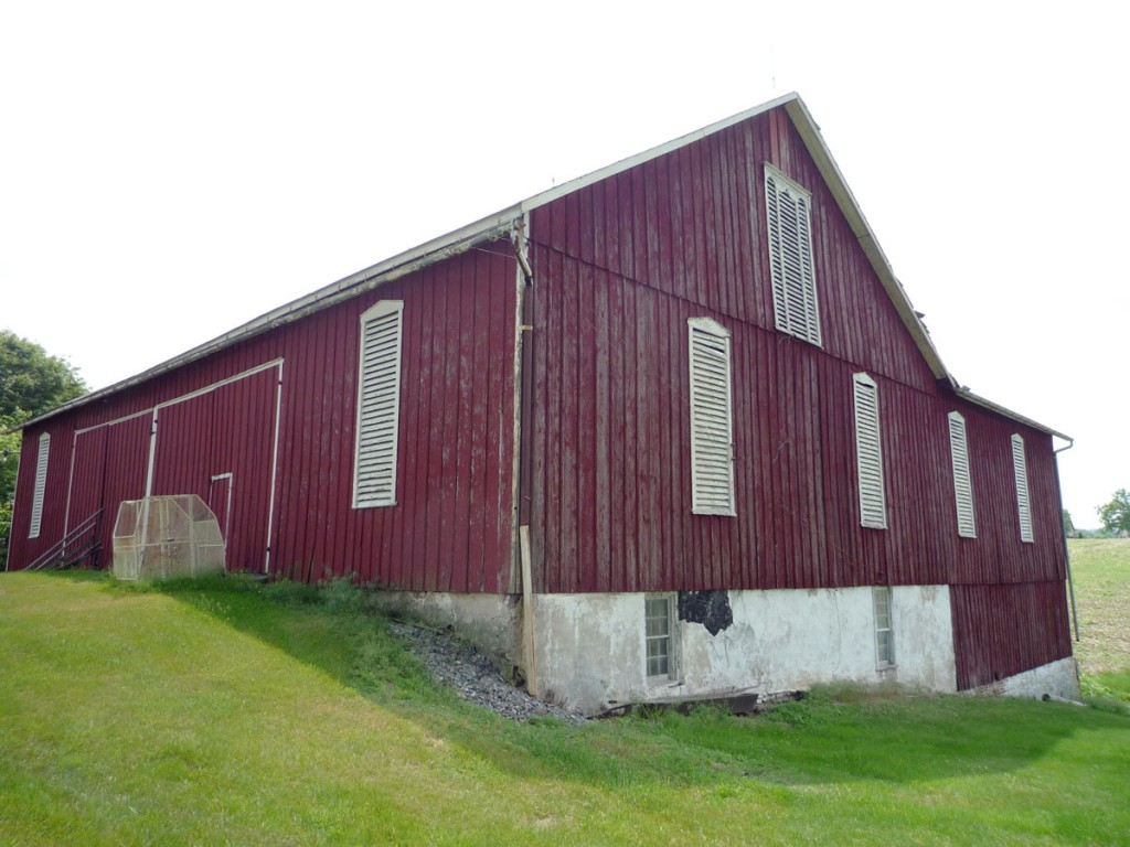 Hiram Hagenbuch House Barn