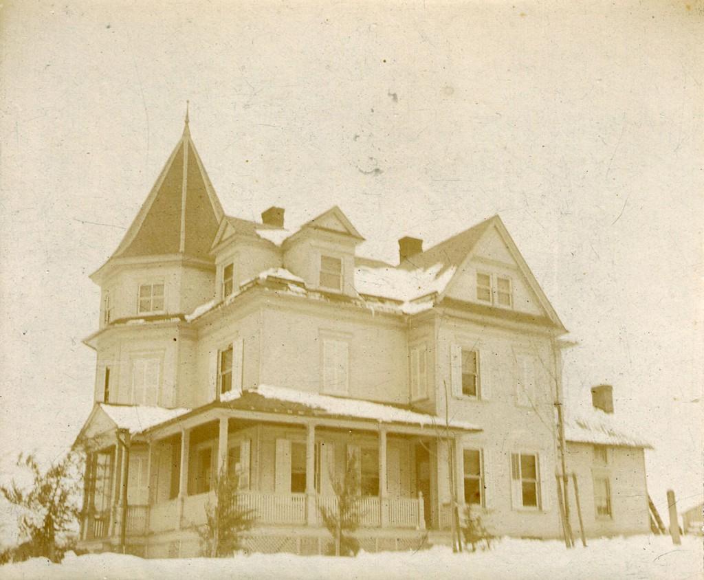 Hiram Hagenbuch House 1890