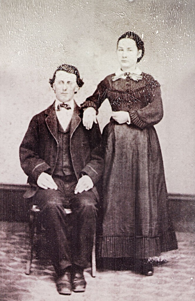 Hiram and Mary Ann Lindner Hagenbuch