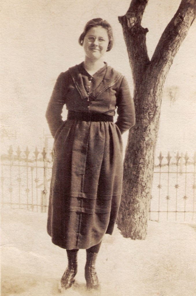 Bernice Hagenbuch 1920