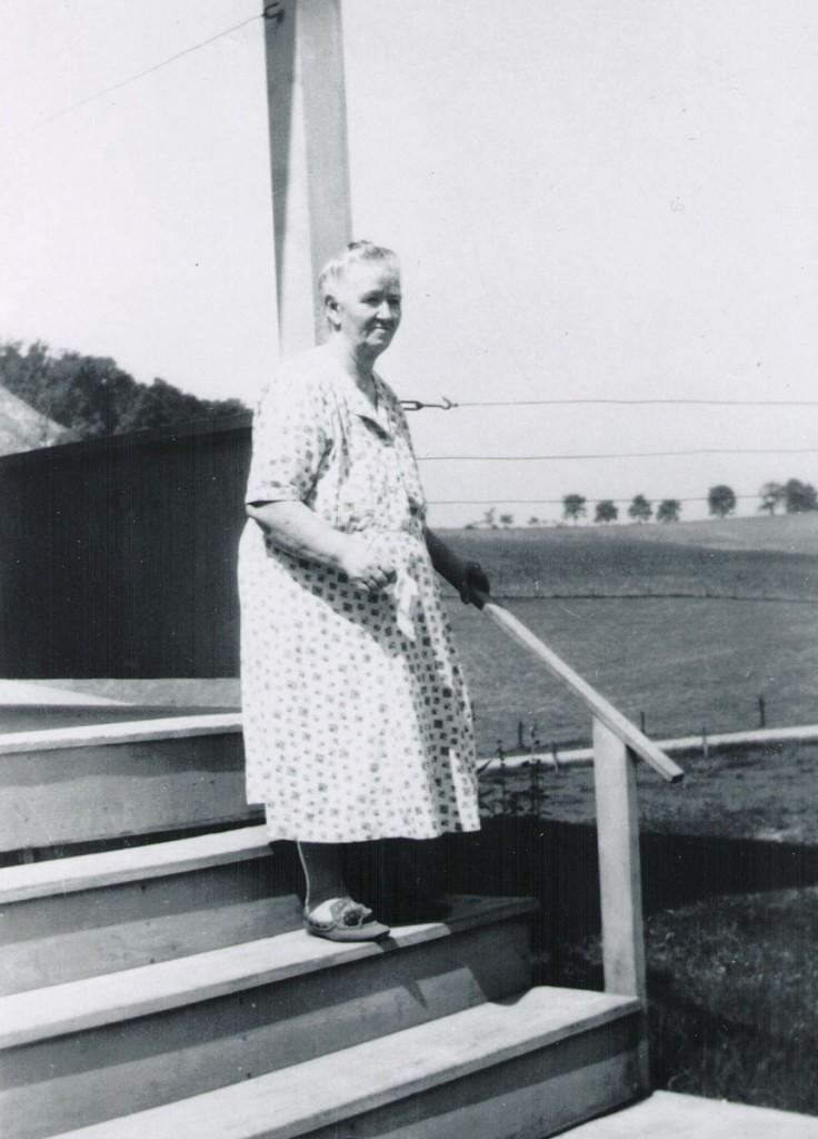 Gertrude Hagenbuch 1950