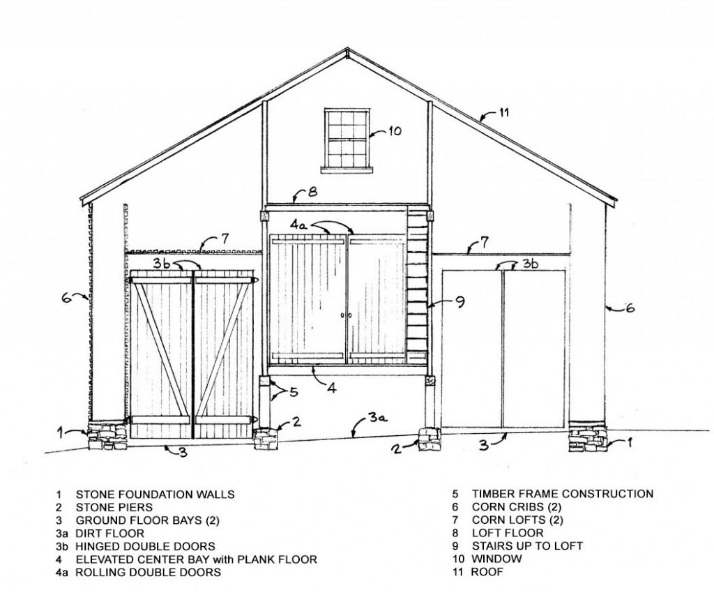 Hagenbuch Farm Machinery Shed