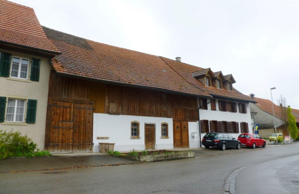 Hagenbuch Switzerland Building