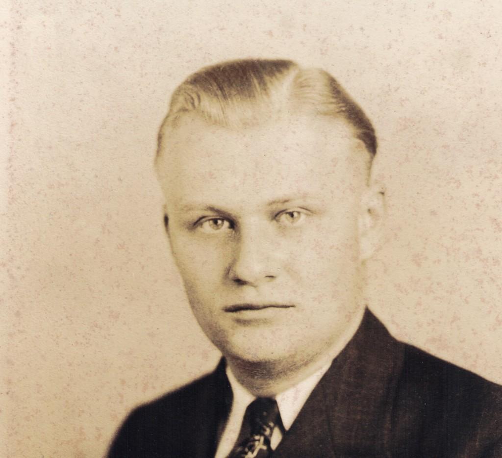 John Robert Hagenbuch 1932