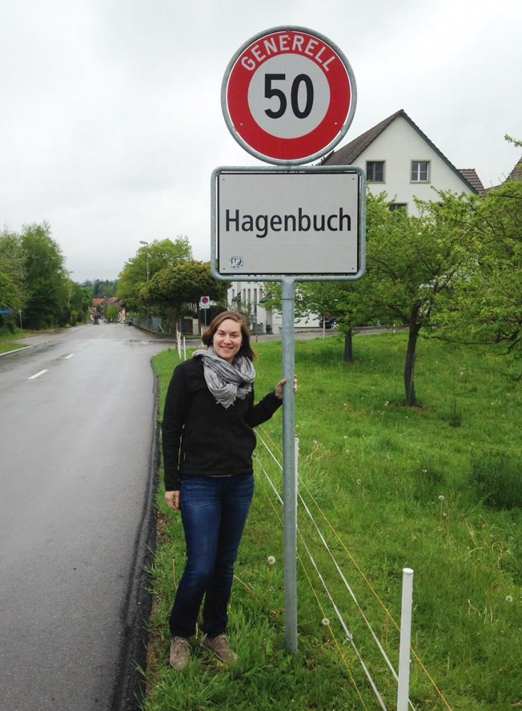 Katie Hagenbuch Emig in Hagenbuch Switzerland