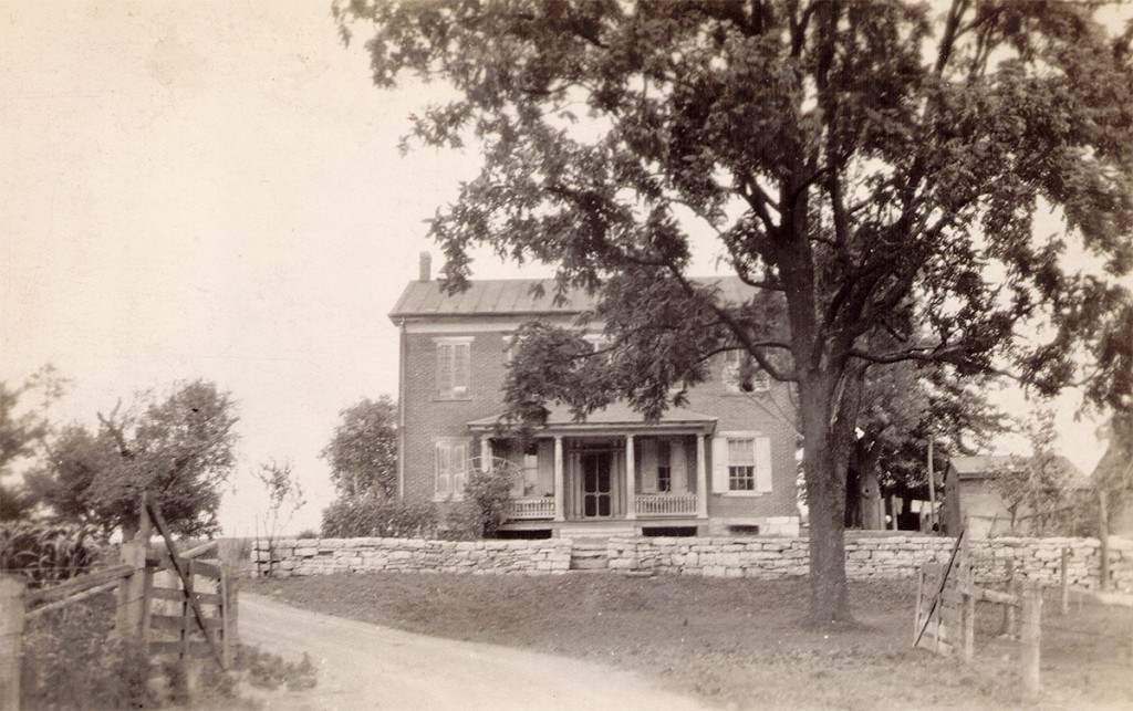 Percy Hagenbuch Farm House