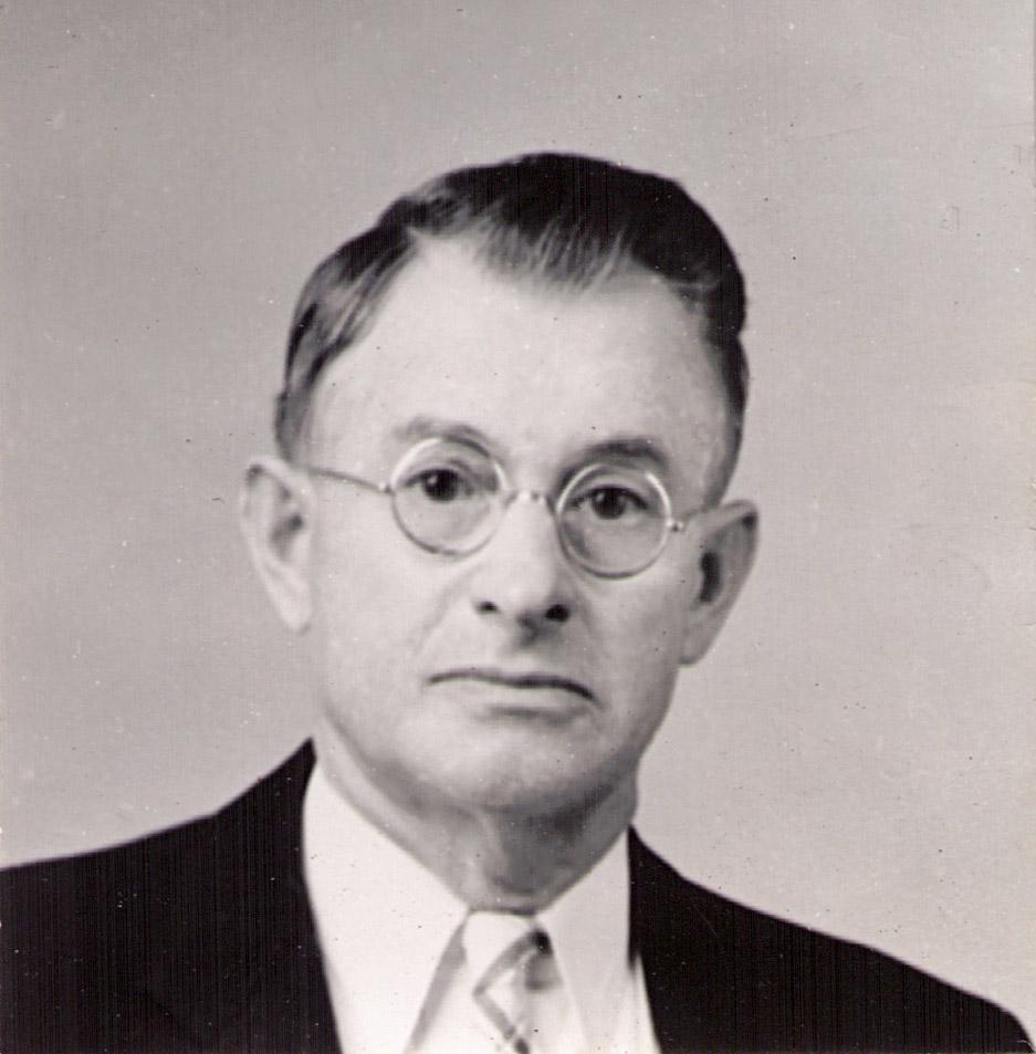 Edmund Perry Hagenbuch 1950