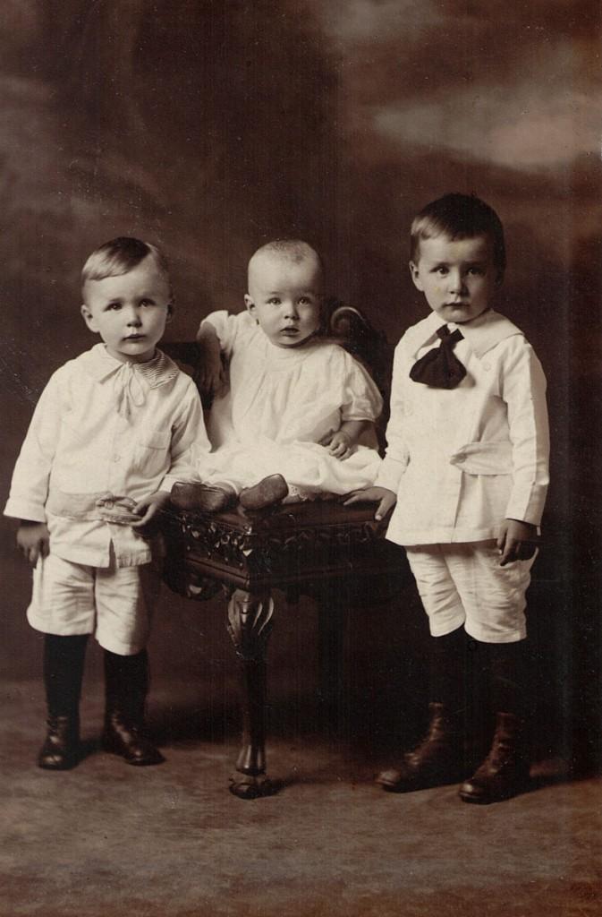 Homer, Wilmer, Charles Hagenbuch 1919