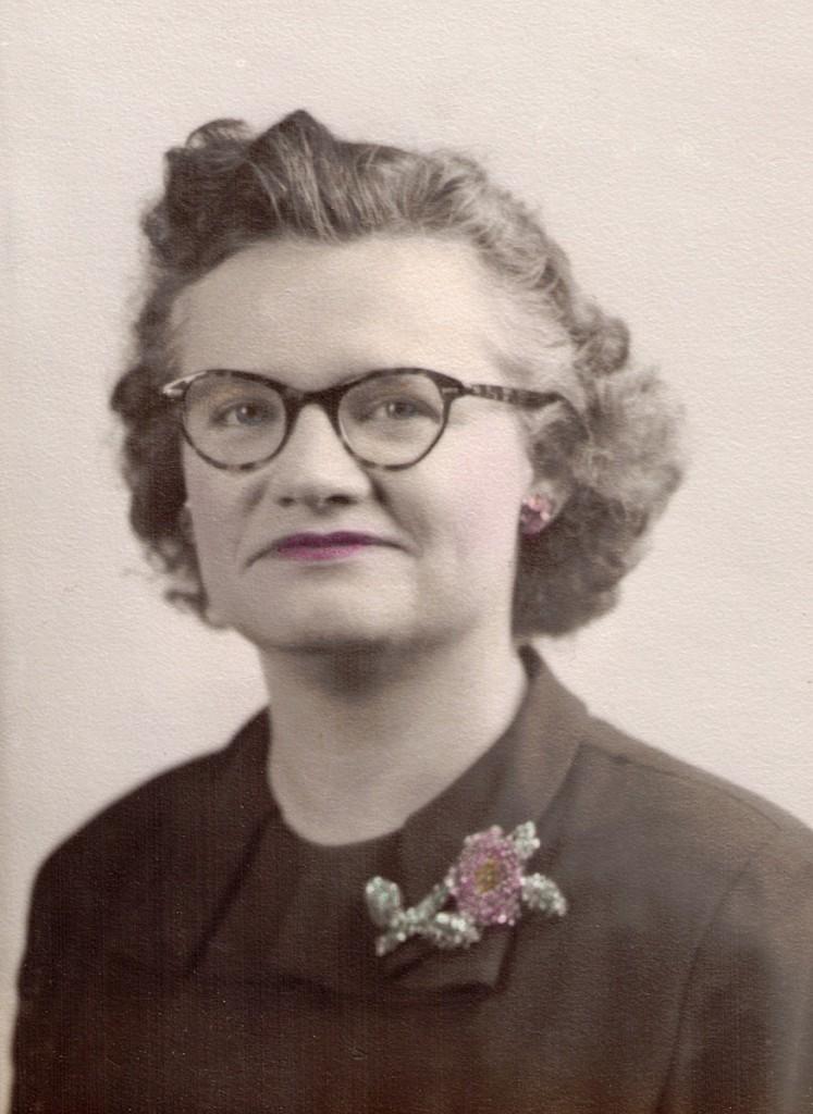 Lauretta Hagenbuch 1960s