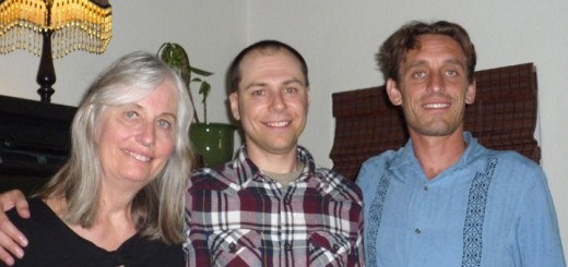 Marge Cockrell, Andrew Hagenbuch, Darren Cockrell