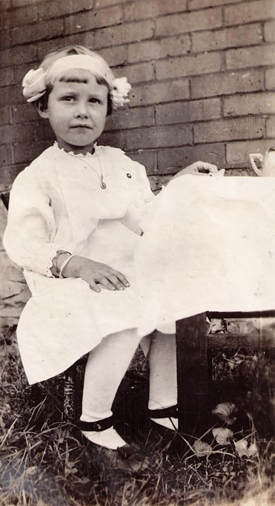 Roberta Hagenbuch Buck 1921
