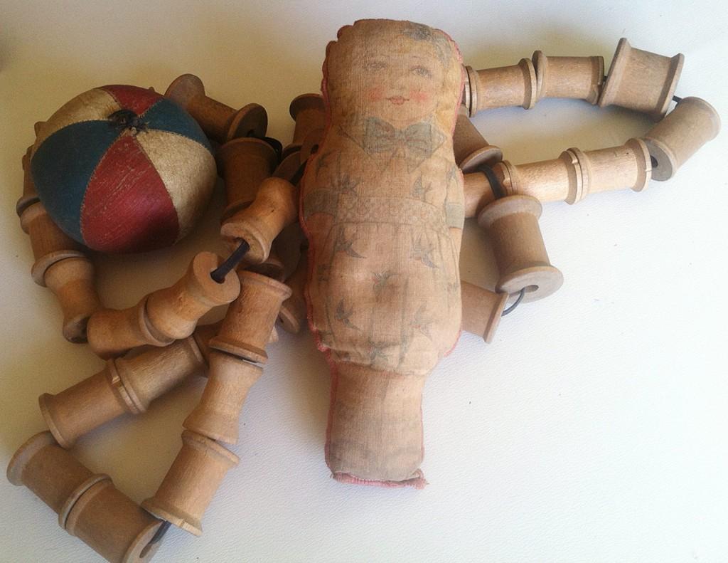 Three Treasures Lawrence Hagenbuch Toys