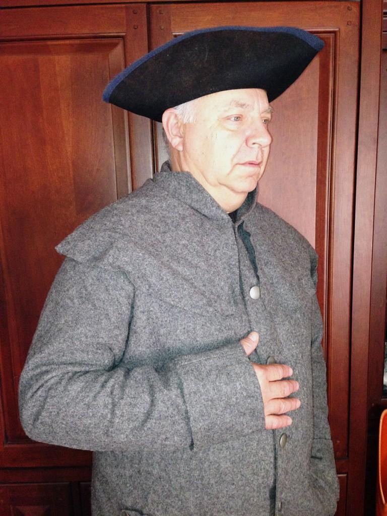 Mark Hagenbuch Greatcoat