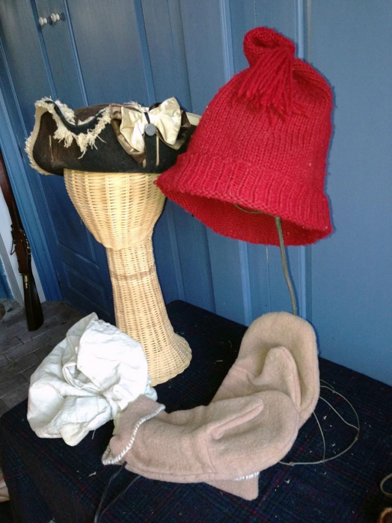Hat, Cap, Mittens
