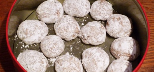 White Peppernuts