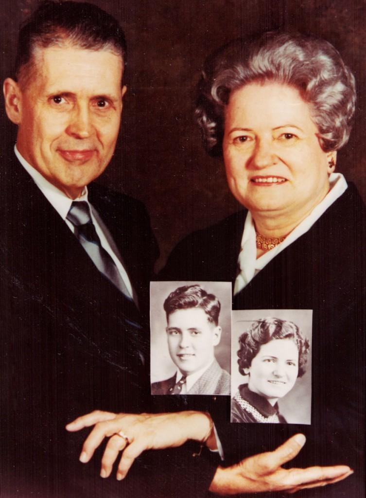 """Eldon and Gladys """"Hagenbuch"""" Miller"""