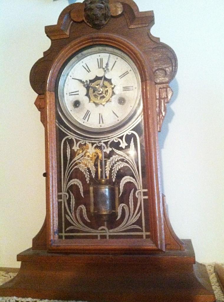 Gutshall Clock