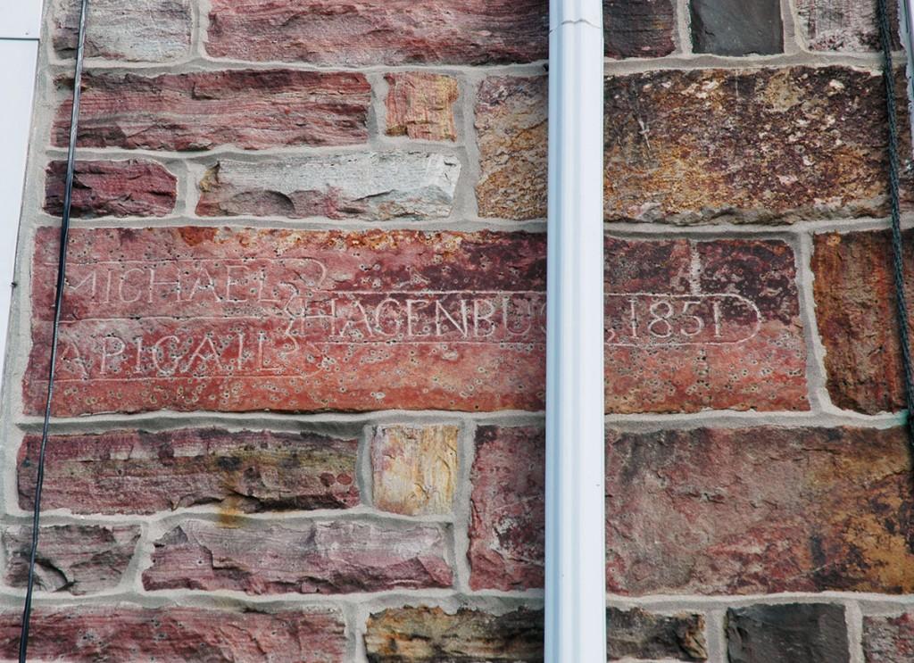 Hagenbuch Homestead Bacon Stone