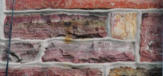 Hagenbuch Homestead Bacon Stone Detail