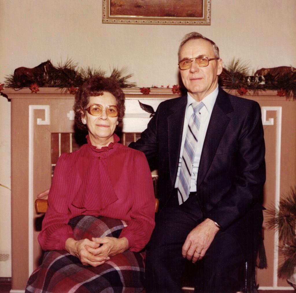 Homer and Irene Hagenbuch