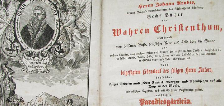 Wahres Christentum Detail