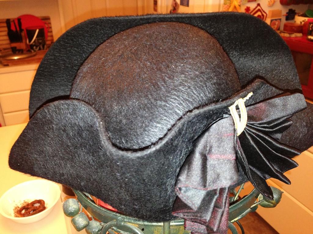 Castor Tricorn Hat