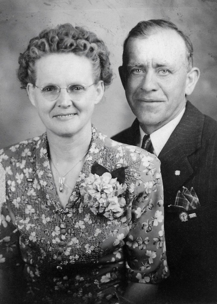 Clayton Reuben and Mary Elizabeth Buttner Hagenbuch