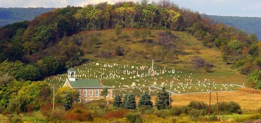 New Bethel Church Detail