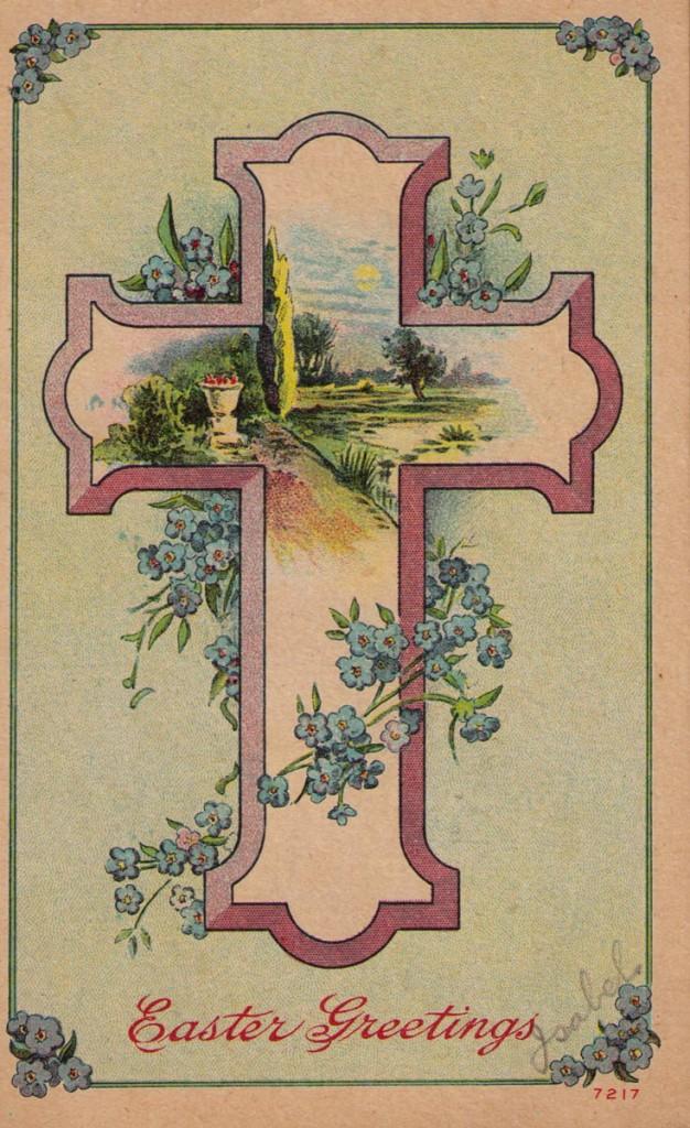 Easter Card Hannah Sechler