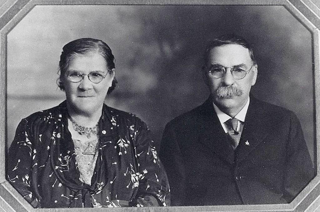 Jesse and Amanda Hagenbuch Jackson