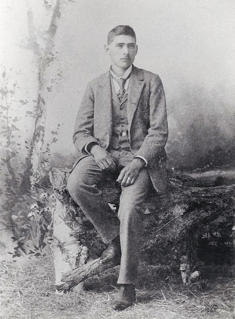 """""""Kaiser"""" Charles Hagenbuch"""