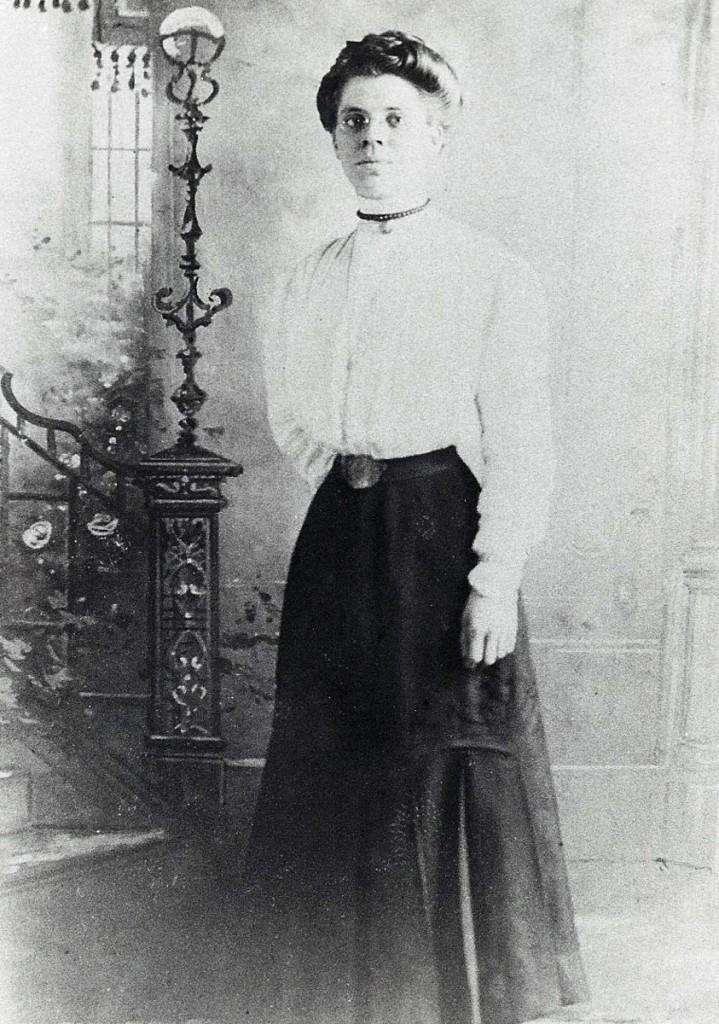 Lucy Ann Jackson