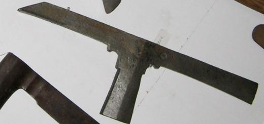 Twibil Ax Blade Detail