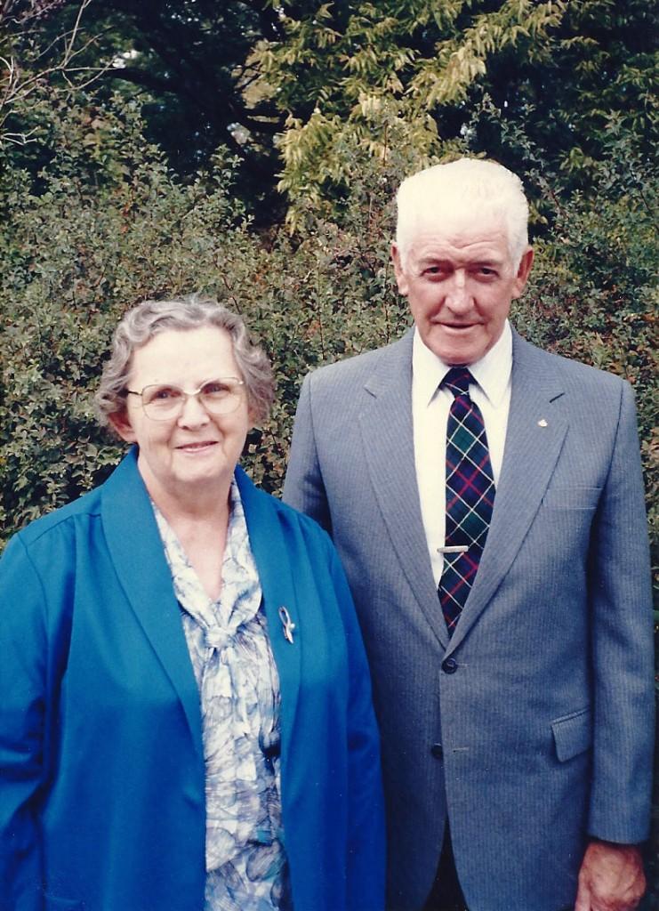 "Charles (Chuck) & Ethel ""Davis"" Hagenbuch"